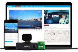 Azuga Unveils Wi-Fi Dash Camera