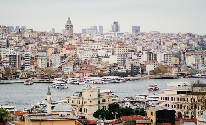 Commercial vehicle sales in Turkeytook a big hit from January to July. Pictured is Istanbul, a major city in Turkey.  - Photo courtesy of sulox32 via Pixabay.