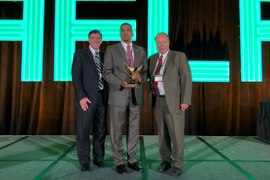 Verizon's Ken Jack Named Fleet Executive of the Year