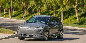 Hyundai Recalls Kona and Ioniq EVs for Fire Risk