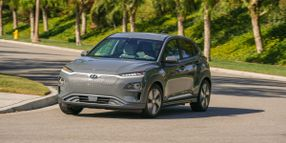 2020 Hyundai Kona Electric Adds New Features