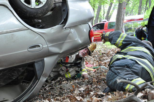 A 2019 Central Ohio Transportation Safety Plan report found that crashes rose to 41,749 in 2017. - Photo viaMaster Sgt. Corine Lombardo, New York Army National Guard.
