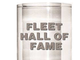 2019 Fleet Hall of Fame Inductees Honored