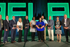 2019 Fleet Visionaries Honored at AFLA