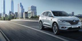 Renault Launches Diesel SUV in Australia