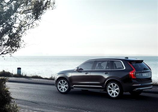 Volvo: Plug-In Hybrid XC90 Delivers 110 MPG