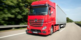 Mercedez-Benz OKs  Hydrotreated Vegetable Oil Biodiesel for Trucks