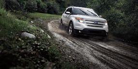 Ford Recalls Explorers, Police Interceptors