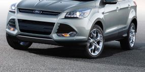 Ford Escape, C-Max Recalled for Air Bags, Door Handles