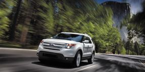 Ford Recalls Explorer, Police Interceptor Utility for Suspension Part