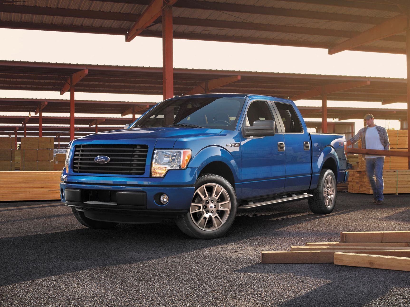 Ford Recalls F-150 and 3 Other Models for Seats