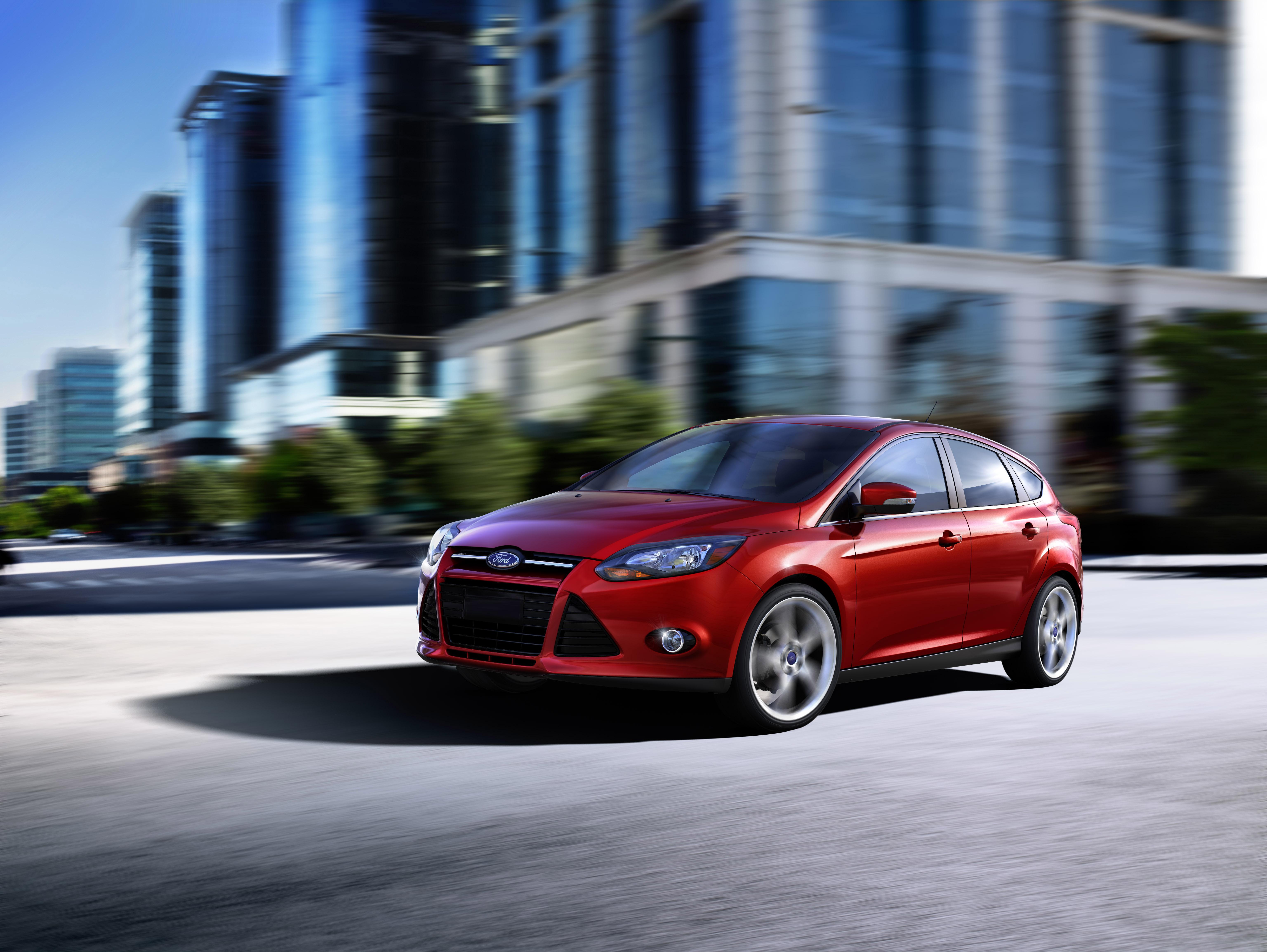 Ford Recalls Five Popular Fleet Models for Fuel Pump