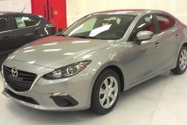 Mazda3, Mazda6 Cars Recalled for Parking Brake