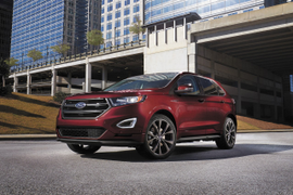 Ford Recalls Edge, Fusion for Stalling