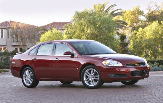Safety Watchdog Seeks Chevrolet Impala Recall for Air Bags