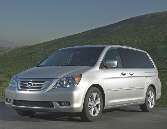Potential Fuel Leaks Prompt Honda Odyssey Recall