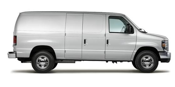 Ford Recalling 2011-MY E-Series Vans
