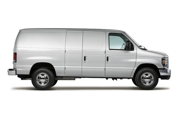 Full-Size Vans Only Vehicles With Rising Residual Values