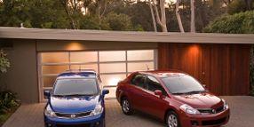 Nissan Recalls Versa Cars for Air Bags