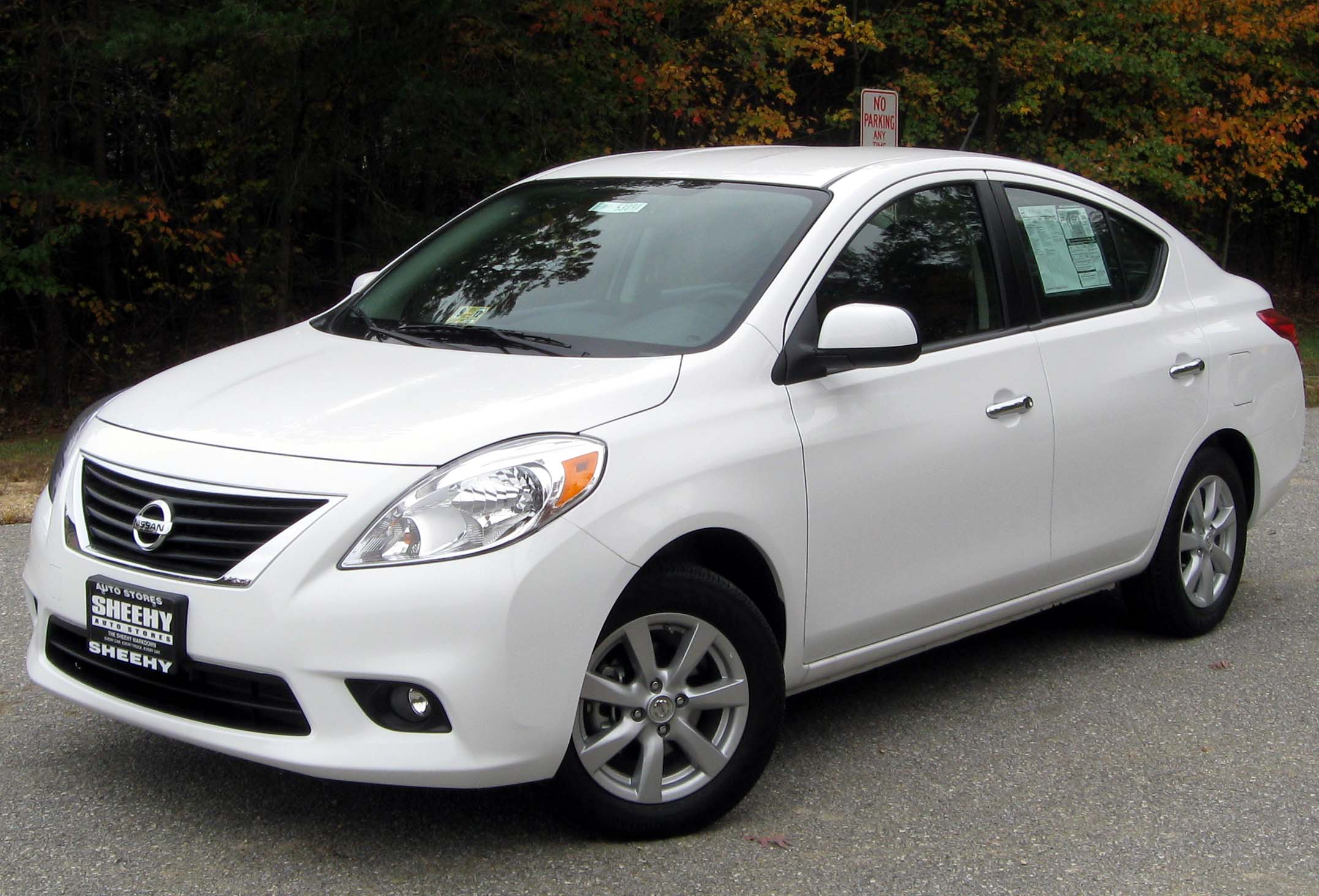 Nissan Versa Cars Recalled for Air Bag Malfunction