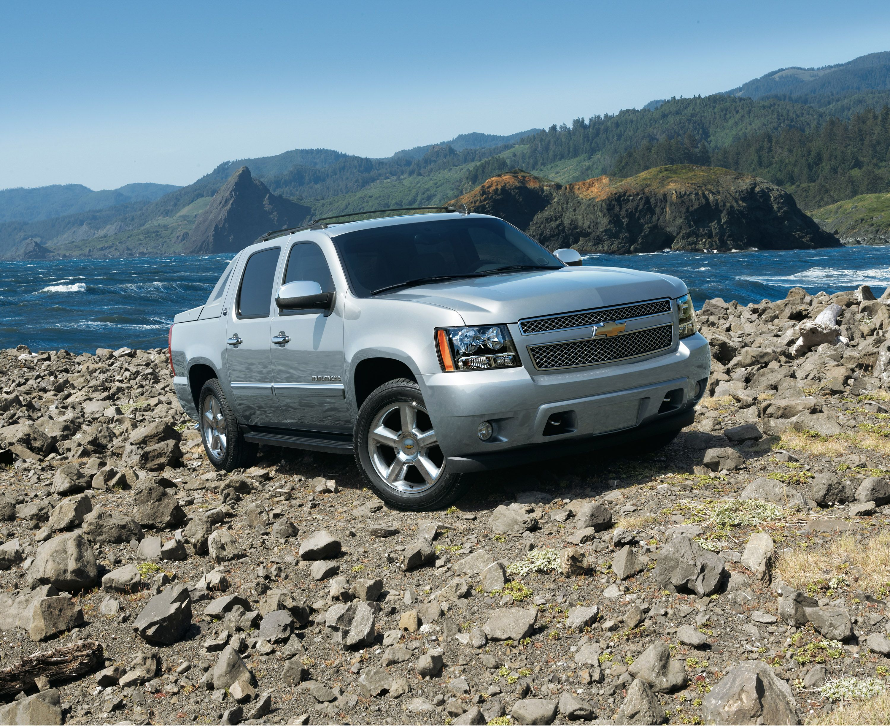 GM Ends Chevrolet Avalanche Production