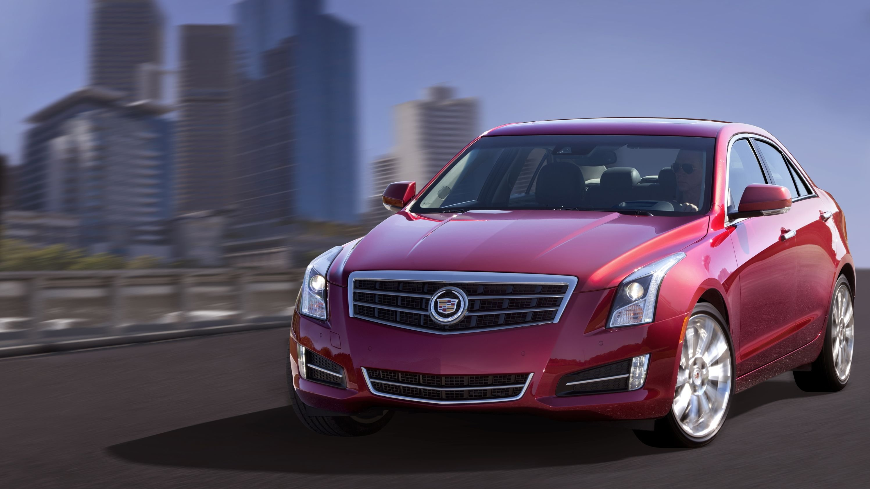 Cadillac ATS Wins Awards From Popular Mechanics and the Motor Press Guild