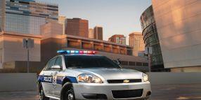 GM Recalls Chevrolet Caprice Police Cars