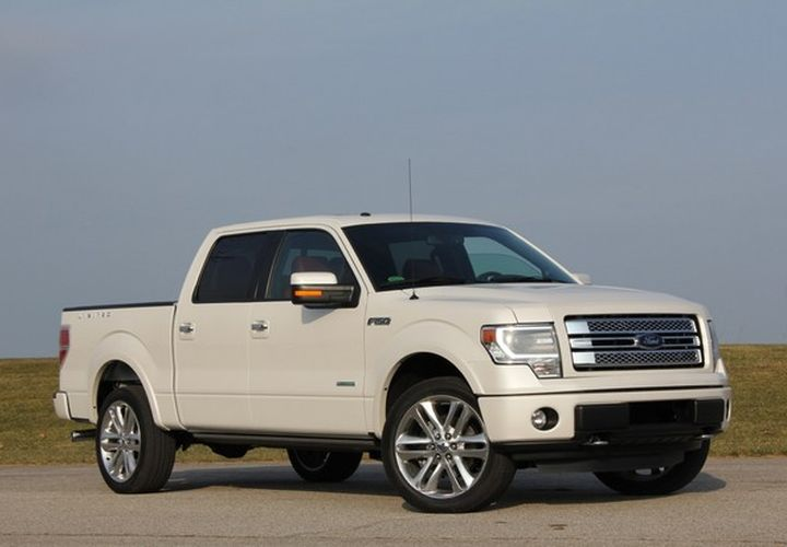 Texas Leads Nation in Pickup Truck Thefts