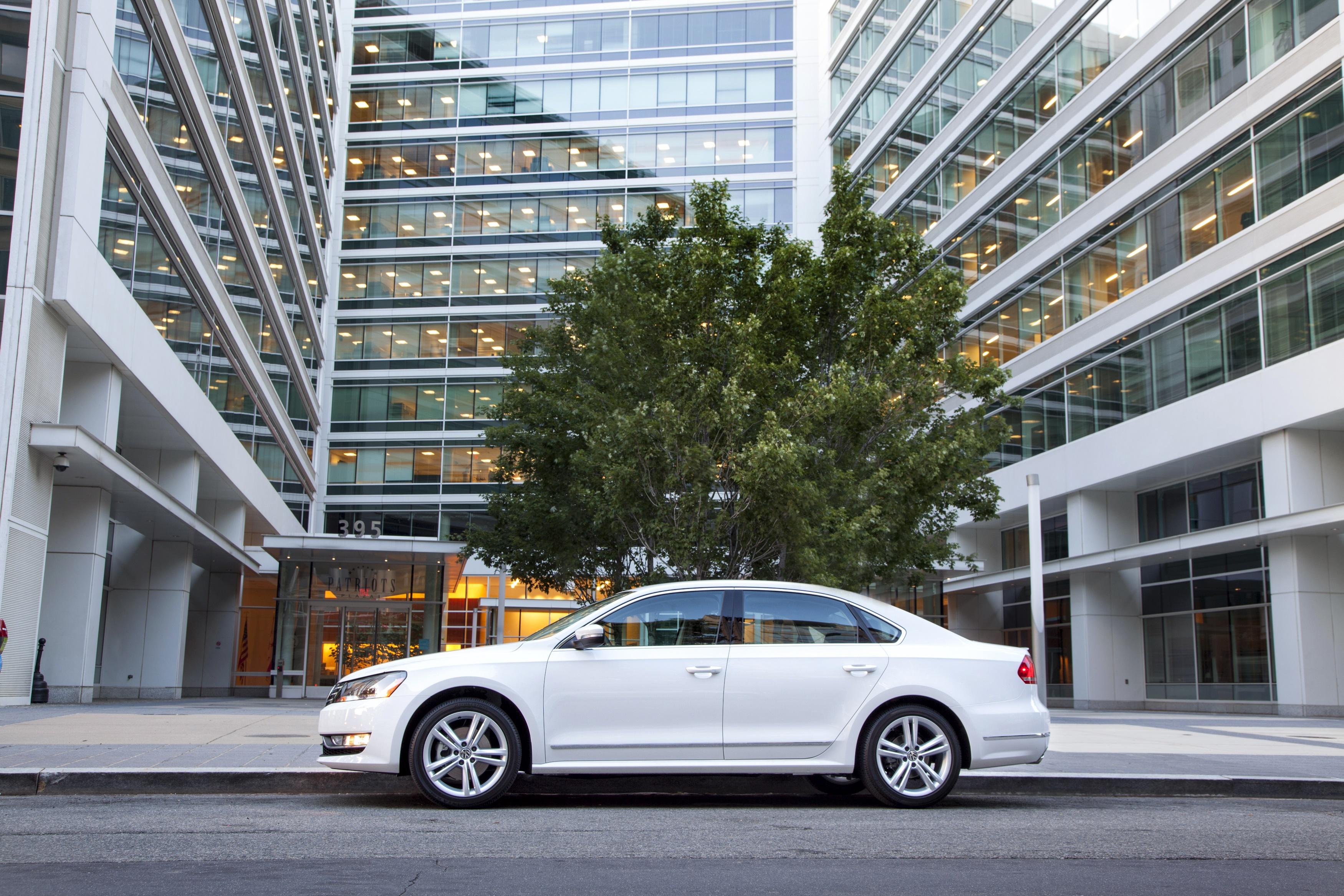 Volkswagen Recalls Passat for Fire Risk