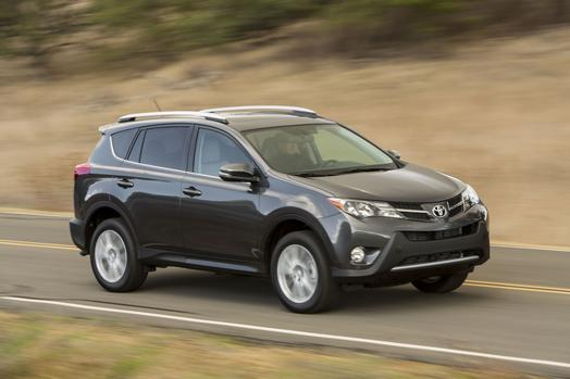 Toyota Recalls RAV4 SUVs for Windshield Wipers