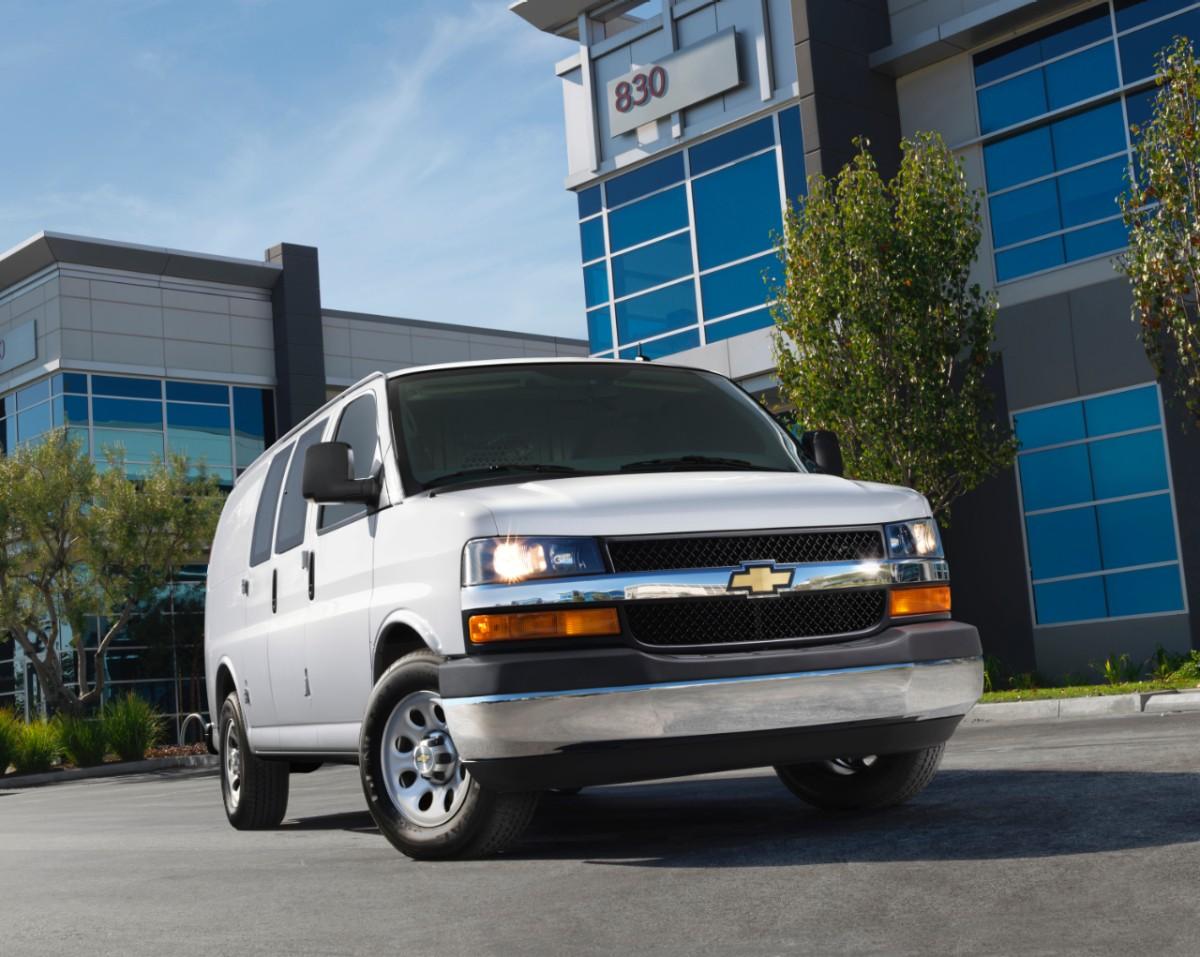 New GM Recall Pulls In Express, Savana Vans