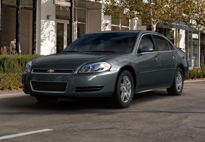 Fleet-Only Chevrolet Impala Extended To 2016