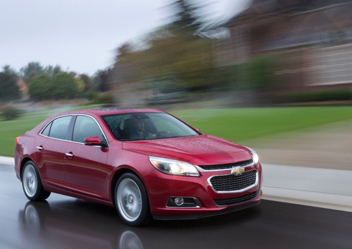 GM Recalling Nearly 60K Malibus Globally