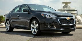 2014 Chevrolet Malibu to Get 25 City, 36 Highway MPG With Start-Stop Technology on 2.5L Engine