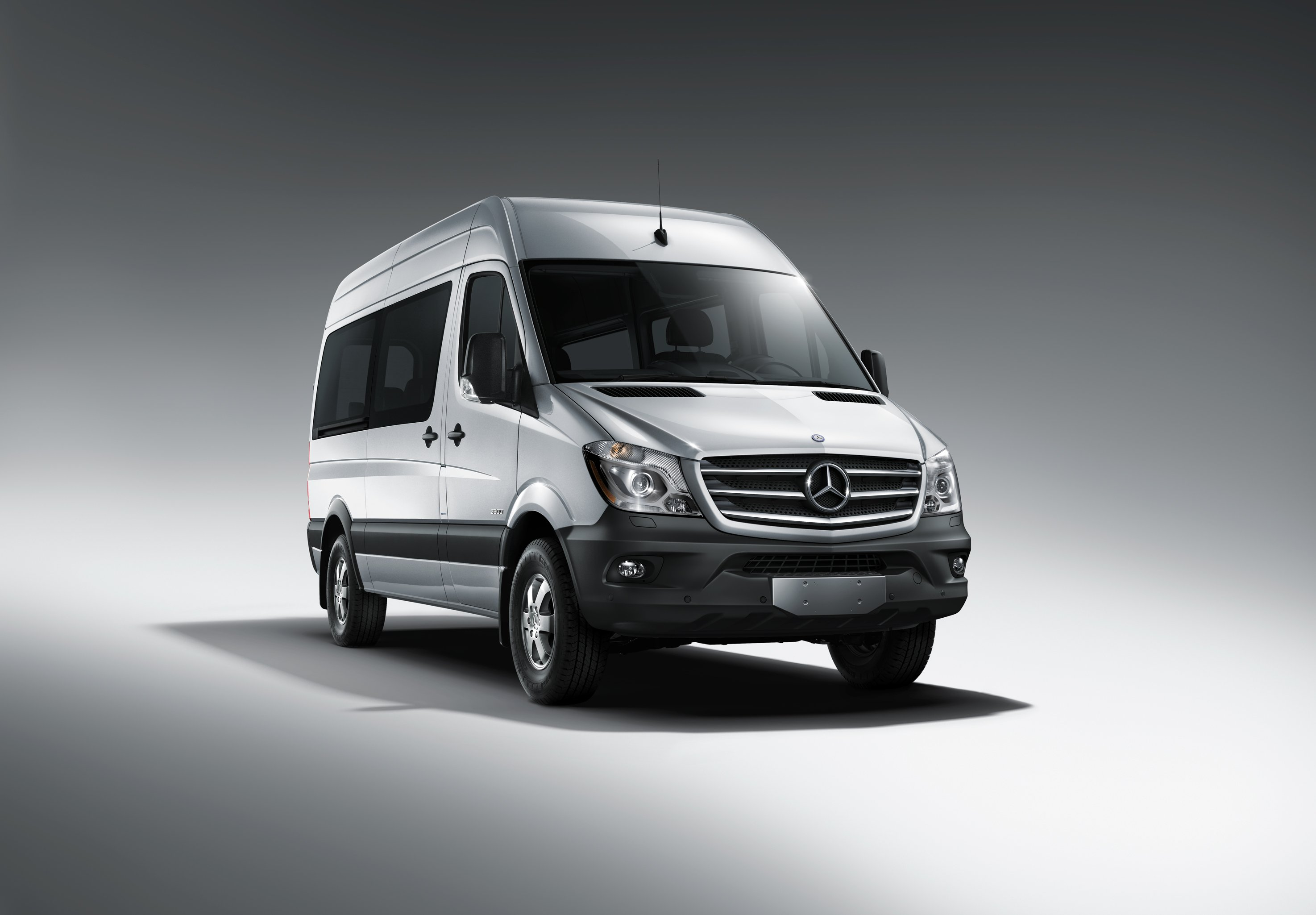 Daimler to Build Next-Gen Sprinter in North America
