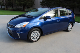 Toyota Recalls Prius V Cars for Stalling Risk
