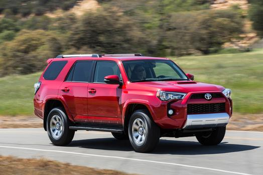 Southeast Toyota Recalls 4Runners, Prius C Cars