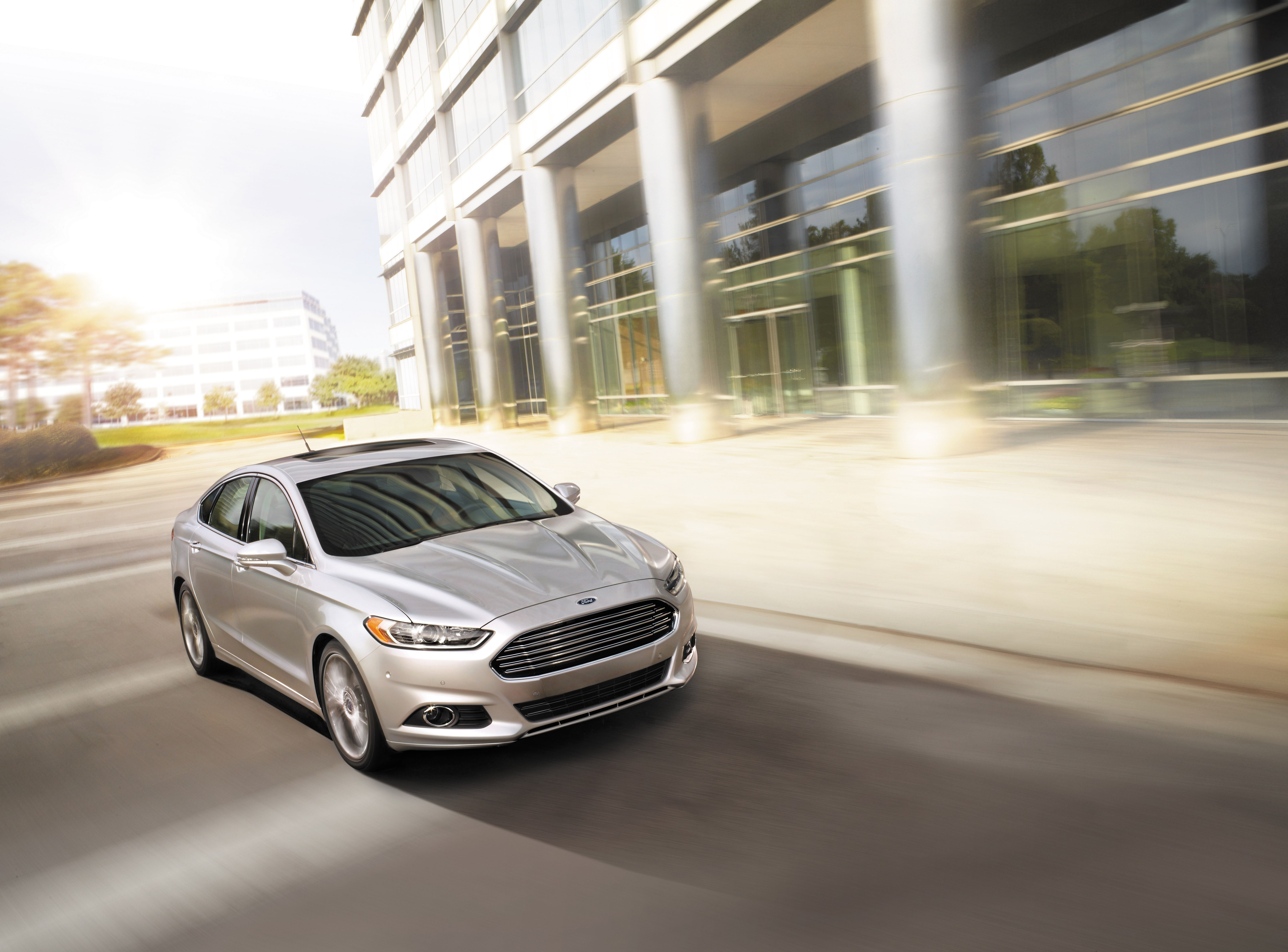 Ford Fusions Recalled for Programming Issue