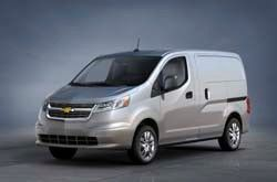 GM to Source Small Cargo Van from Nissan to U.S. & Canada