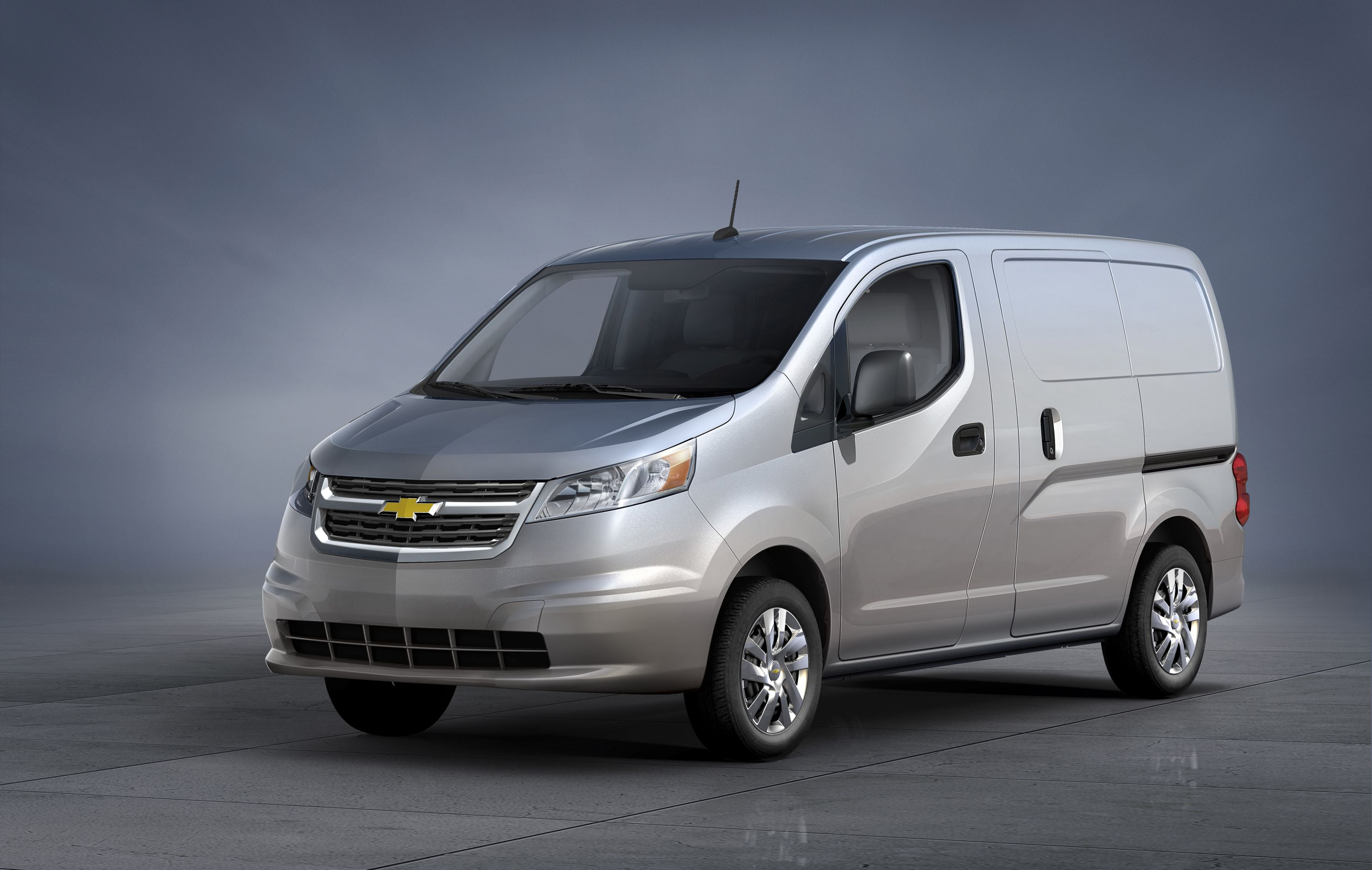 GM to Source New Chevrolet City Express Cargo Van From Nissan