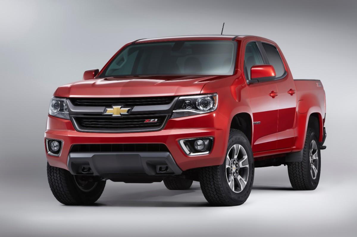 Chevrolet Colorado, GMC Canyon Recalled for Steering