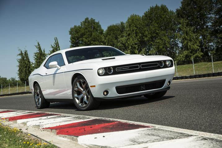 Dodge Challengers Recalled for Software Update