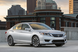 Honda Recalls Accord Hybrids for Stalling Risk