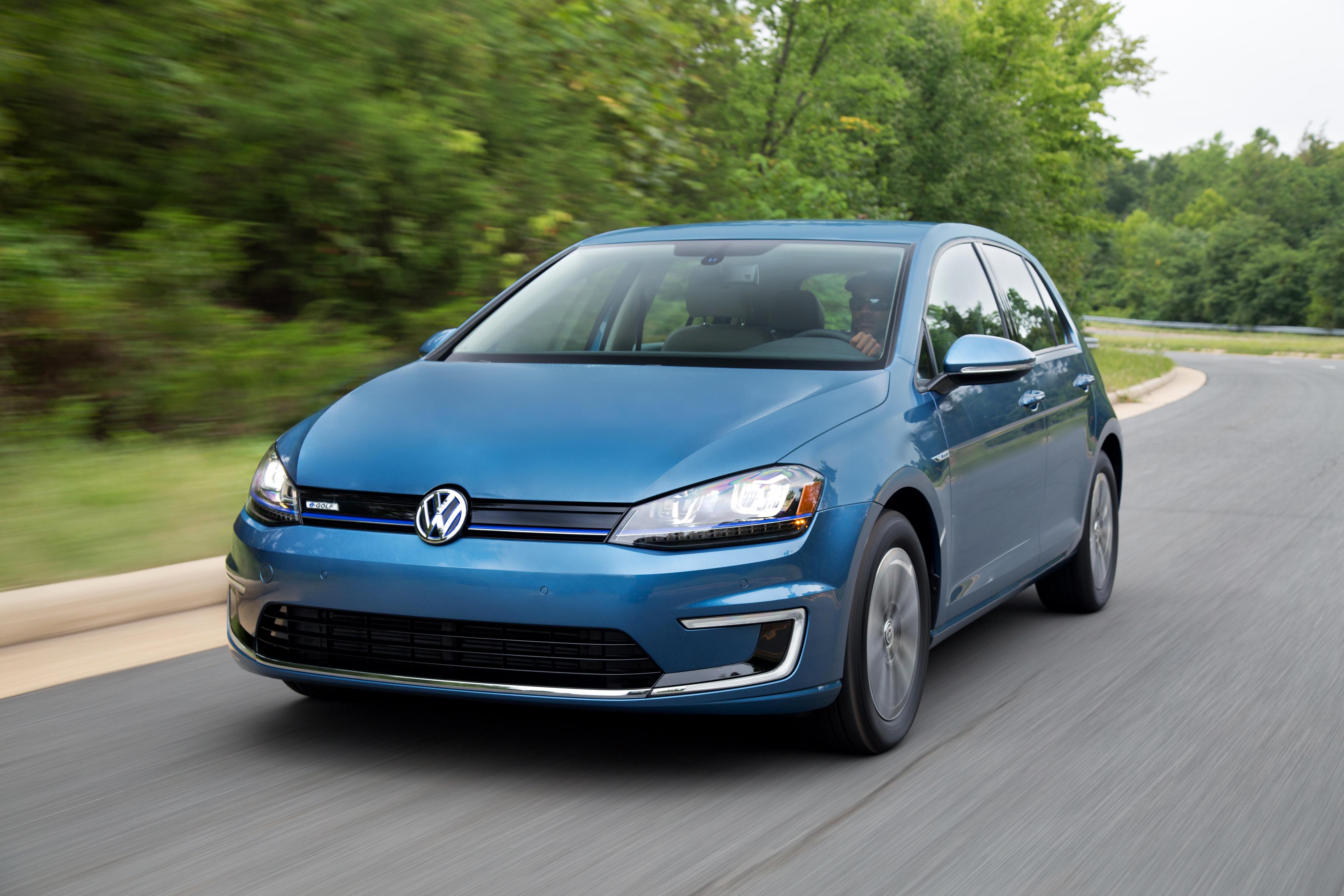 VW Invests $10 Million in EV Charging