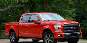 Ford Recalls F-150 Pickups for UnexpectedBraking