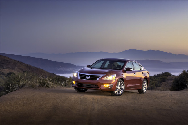 Nissan Recalls Three Models for Air Bag Issue
