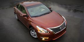 Nissan Recalls Altima for Hood Latch