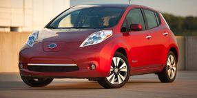Nissan Creates Audio Alert for EVs in Europe