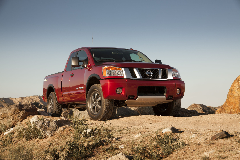 Nissan Announces Pricing for 2015 Titan