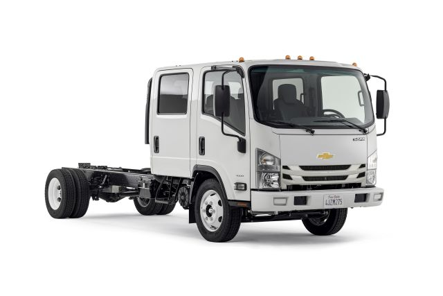 Chevrolet Low Cab Forward Pricing Starting at $40K
